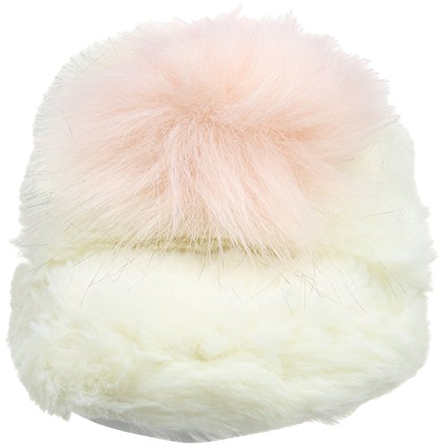 New Look Nom Pom, Zapatillas de Estar por Casa para Mujer White (white/10)