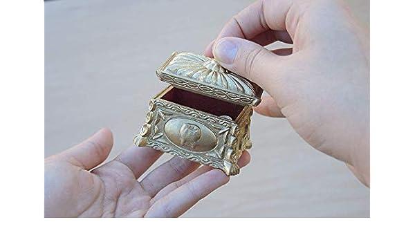 CAJA DE DIENTES PARA RATONCITO PEREZ: Amazon.es: Handmade