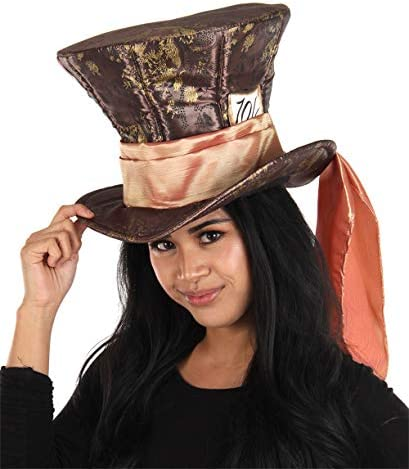 HAT MAD HATTER OVER SIZED