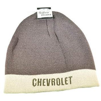 BEANIE KNIT HAT CAP CHEVROLET CHEVY RACING RIFLE GREEN  Amazon.co.uk   Sports   Outdoors 3e289b5886c2
