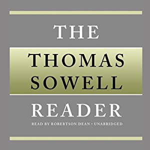 The Thomas Sowell Reader Hörbuch
