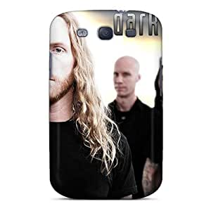 Best Hard Phone Cover For Samsung Galaxy S3 With Provide Private Custom Attractive In Flames Band Image AshleySimms
