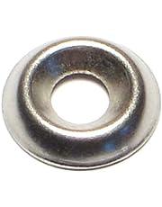 Hard-to-Find Fastener 014973181512 Finishing Washers, 8, Piece-100