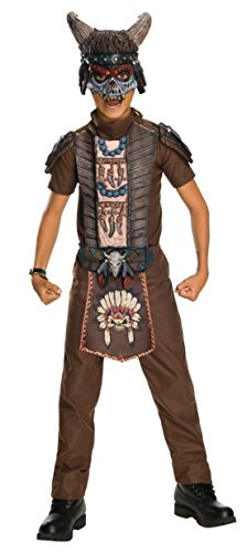 Apache Warrior Costume (Rubie's Child's Apache Warrior Costume, Medium)