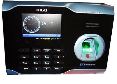 Biometric Fingerprint Attendance Time Clock+ Wifi +Tcp/ip +Usb Zksoftware Brand (Clock Pin Time Employee Entry)