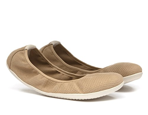 VIVOBAREFOOT Womens Jing Jing Synthetic Shoes Tan bdr6qpGxI