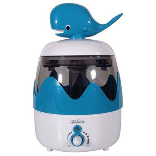 Holmes Ultrasonic Whale Humidifier, HUL2622W-UM