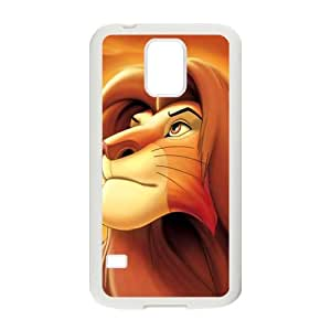 New Style Custom Picture The Lion King Cell Phone Case for Samsung Galaxy S5