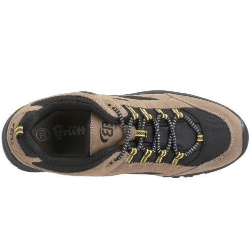 Lico - Zapatillas de deporte de ante unisex Marrón