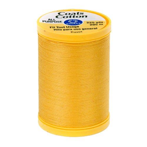 Coats & Clark General Purpose Cotton 225 yd. Spark Gold