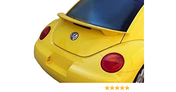 Trunk spoiler New Beetle 1997-2001