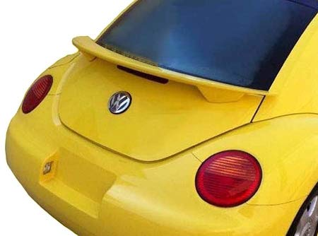- Accent Spoilers - Spoiler for a Volkswagen Beetle Custom Style Spoiler-Primer