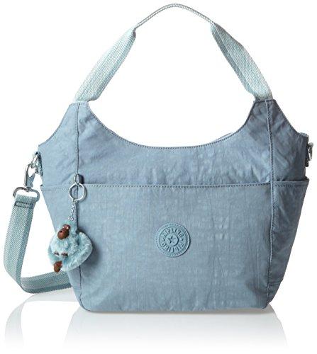 Carola C Borsetta Kipling Blu Donna blu Pastello pxqqB7wdU