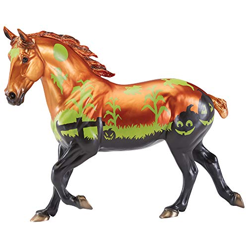 "Breyer Traditional Series Samhain - 2019 Halloween Horse | Special  Edition | Model Horse Toy | 11.5"" x 10"" 
