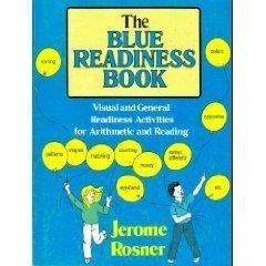 Blue Readiness Book: Visual and General Readiness Activities for Arithmetic and Reading