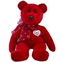 Beanie Buddies Ty Secret - Oso de San Valentín