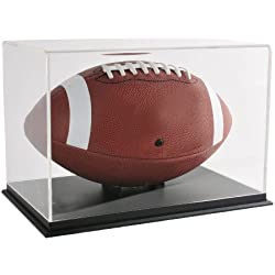 Snap Acrylic Football Display Case
