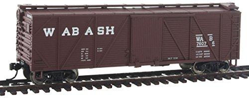 HO 40' Wood Boxcar WAB
