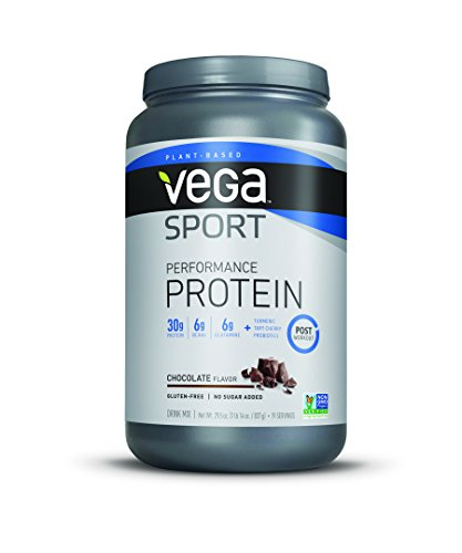 Vega Sport Protein Powder, Chocolate, Net Wt 29.5 oz