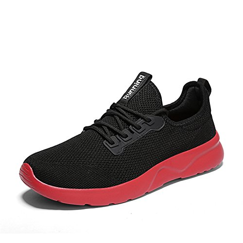 Baskets TORISKY Femme Gym Sport Sneakers Chaussures Casual Rouge Homme Running de Shoes OwrqFTOE