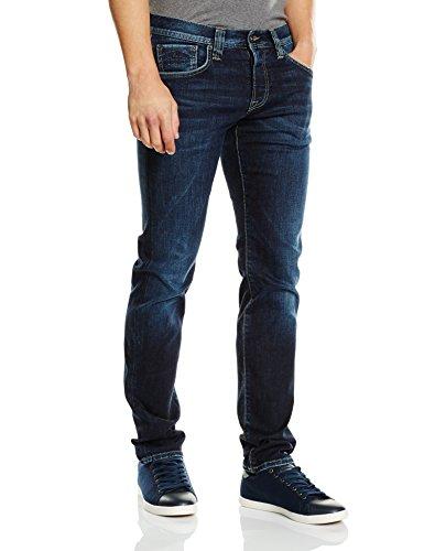 Jeans Pepe Uomo Cane denim Blu Z234 TqqdUgn6p