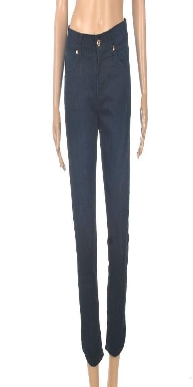 JAMES JEANS Jeans Penelope Dark Blue Scalloped Hem Crop Size 25 LD 90