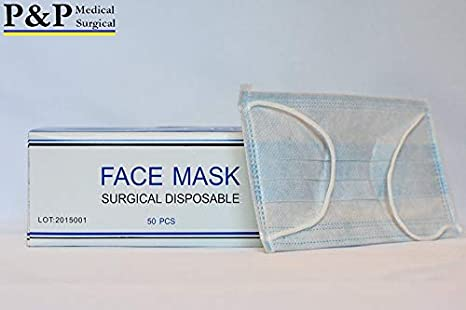 masque de visage medical