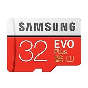 Samsung EVO Plus 32GB microSD Memory Card UHS-I U1 95MB/s with Adapter