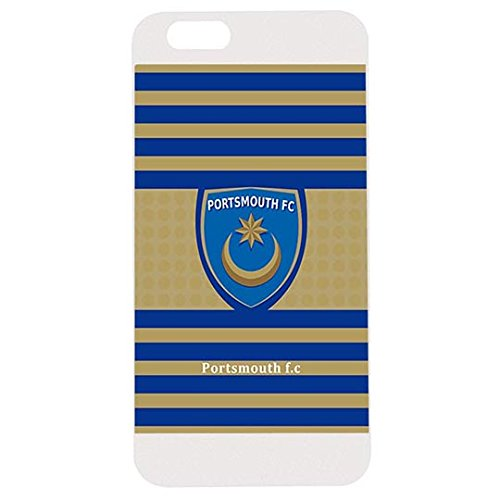 Telefono cellulare custodia per iPhone 6/6S (11,9cm) case fashion style con motivo stampato Portsmouth F.C logo immagine di Ordusmre design