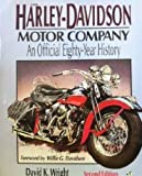 The Harley-Davidson Motor Company 9780879382452