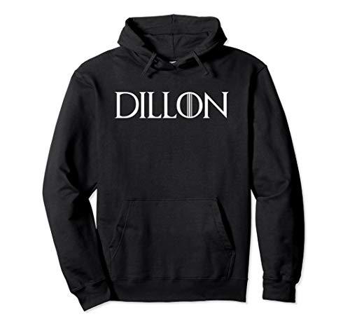 DILLON Name Hoodie   Funny Birthday Gift -