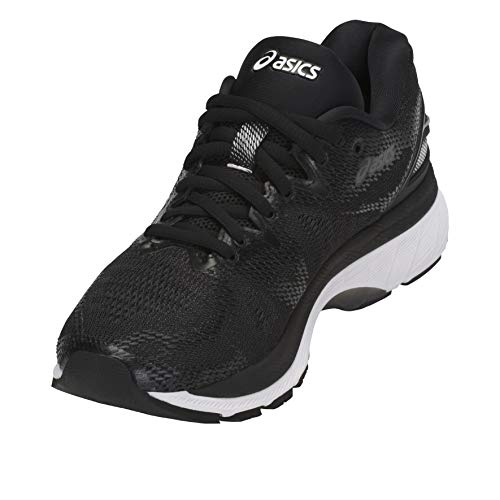Women's carbon black Nimbus Shoes Asics white Running 20 Gel dqF6Sp