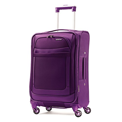 Price comparison product image American Tourister Ilite Max Softside Spinner 21, Purple