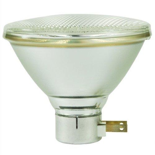 Prong Side Par38 - GE Lighting Soft White 80314 65-Watt, 675-Lumen PAR38 Light Bulb with Medium Side Prong Base, 1-Pack