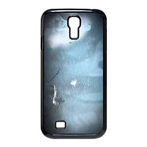 Samsung Galaxy S4 9500 Cell Phone Case Black_Never Alone (Kisima Ingitchuna)_008 Ypgsw