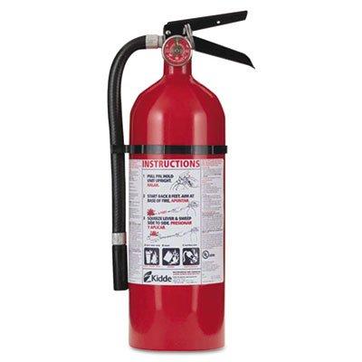 Pro 210 Fire Extinguisher, 4lb, 2-A, 10-B C