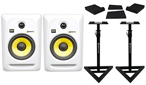 KRK RP6G3W Active Powered Monitors product image