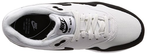 Max Black 1 Nike Air Wmns Donna Bianco 109 Scarpe Running White wOnfpqE