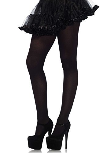 Leg Avenue Opaque Tights - Leg Avenue Womens Nylon Tights
