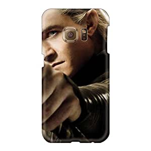 MarcClements Samsung Galaxy S6 Perfect Hard Cell-phone Cases Support Personal Customs Vivid Desolation Of Smaug Skin [skh21176qxjS]