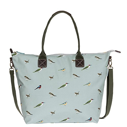 Sophie Garden Bag Allport Oilcloth Birds Oundle Sophie Allport Oilcloth Oundle qRxpEqHw