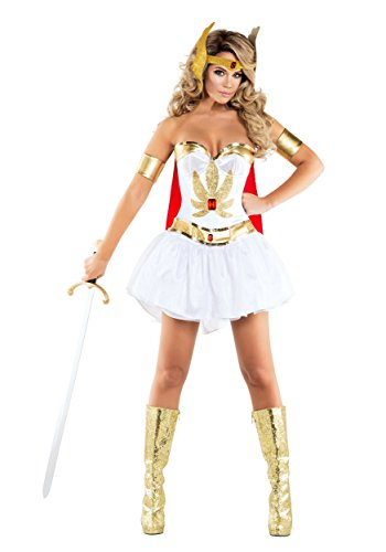 Children's She Ra Costume (Sexy Power Princess Costume -)