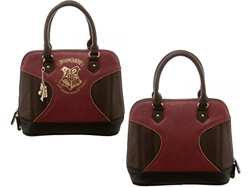 Harry Potter Hogwarts Crest Dome Handbag