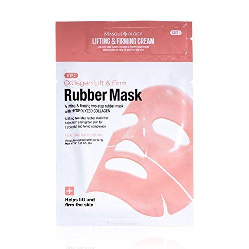 - Masqueology Collagen Lift & Firm Rubber Mask, 1 ct.