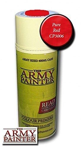 (Pure Red Spray Primer)