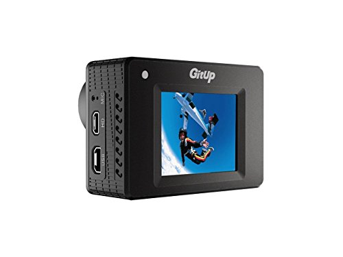 Spytec GIT1 Wifi Sports Action Camera - Standard Edition - 1080p HD Wide Angle View- WiFi Connectivity - Dash Camera Ready