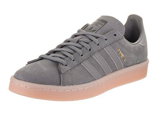 adidas Womens Campus Originals Casual Shoe Grethr/Grethr/Icepnk