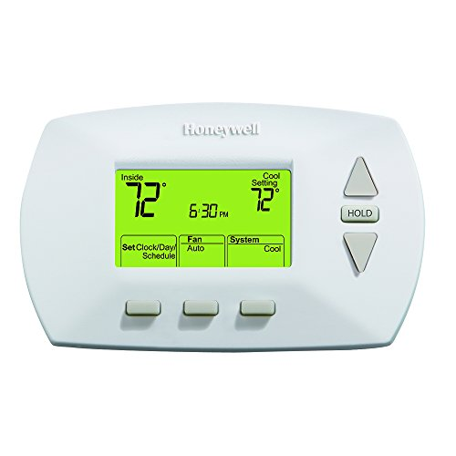 honeywell rth6350 5 2 programmable thermostat wireless. Black Bedroom Furniture Sets. Home Design Ideas