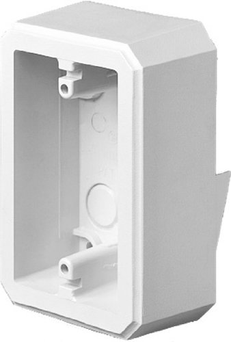 (Arlington Industries FS8141-1 FS8141 Switch Box, White)