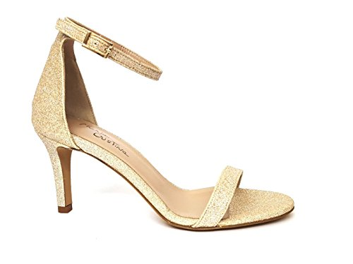 MARIA Sandals Women's CRISTINA Gold Fashion rSBraWHT